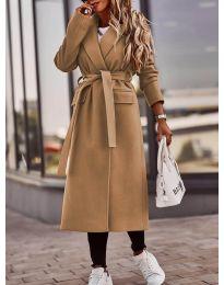 Kabát - kód 7989 - barna