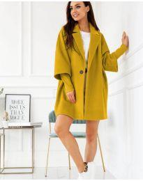 Kabát - kód 916 - mustár