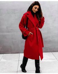 Kabát - kód 410 - piros