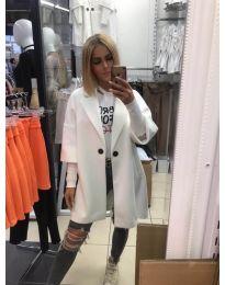Kabát - kód 916 - fehér
