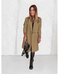 Kabát - kód 4540 - bézs