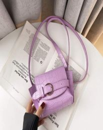 Táska - kód B500 - lila színű