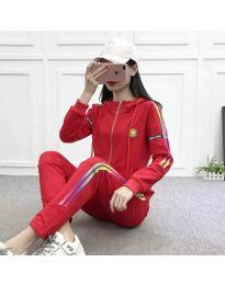 Sport együttes - kód 8030 - 2 - piros