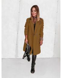 Kabát - kód 4540 - barna