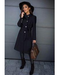 Kabát - kód 396 - fekete