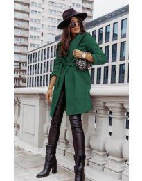 Kabát - kód 3839 - zöld