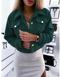 Kabát - kód 9495 - zöld