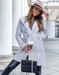 Kabát - kód 4973 - szürke