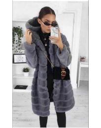 Kabát - kód 279 - szürke