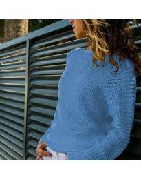 Blúz - kód 825 - kék