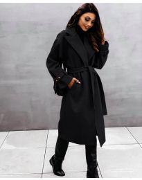 Kabát - kód 410 - fekete