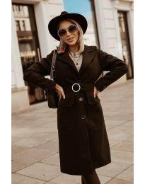 Kabát - kód 5657 - fekete