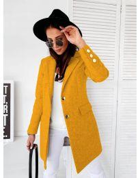 Kabát - kód 1514 - mustár