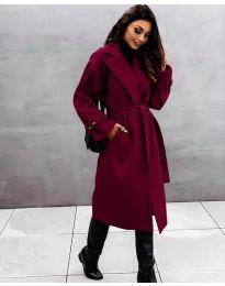 Kabát - kód 410 - bordeaux