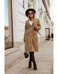 Kabát - kód 5657 - bézs